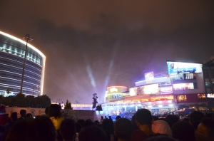 La Piazza dari bundaran