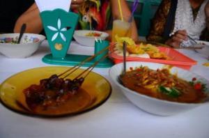 Mie ongklok Longkrang yang super enak!